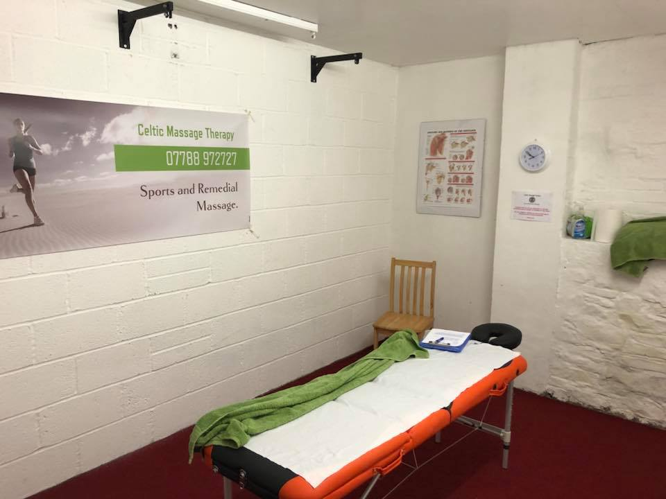 Sports Massage At Box And Burn Llanelli